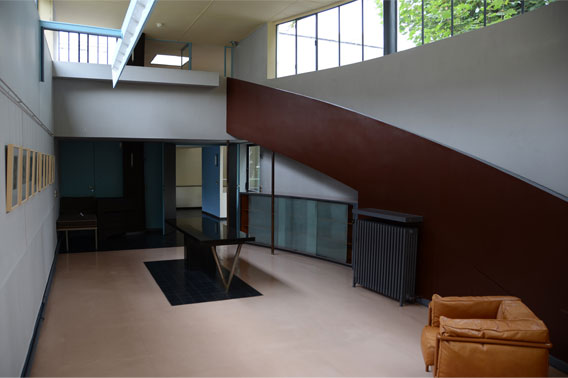 Maison la Roche, 1925. Le Corbusier, architect.