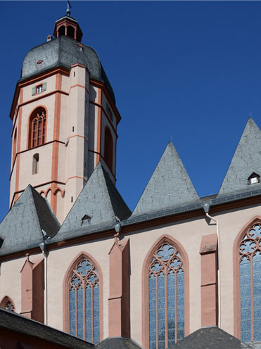 St. Stephen's Church, Mainz.