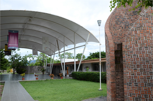 University of Colima campus