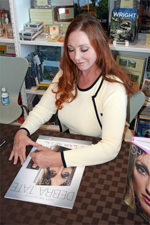 Author Debra Tate
